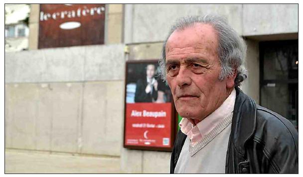 Alain Mammoser veut défendre une idée de la culture, ouverte à tous. Photo JB / Midi Libre